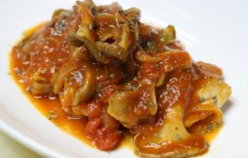 チキンのトマト煮8
