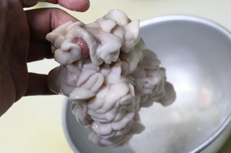 鱈の白子2