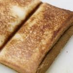 バウルー・ホットサンド カレー豚ひき肉4