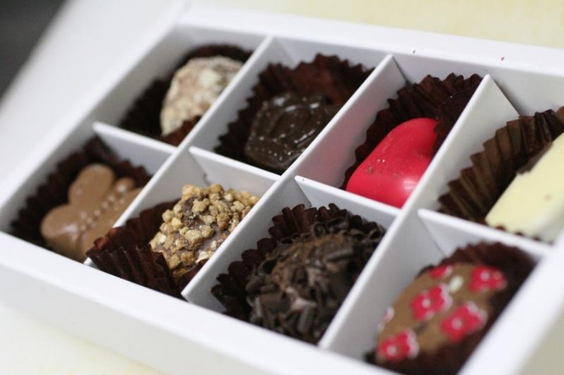お菓子 チョコレート