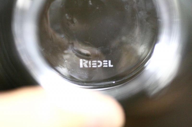 リーデルのコカコーラ専用グラス7
