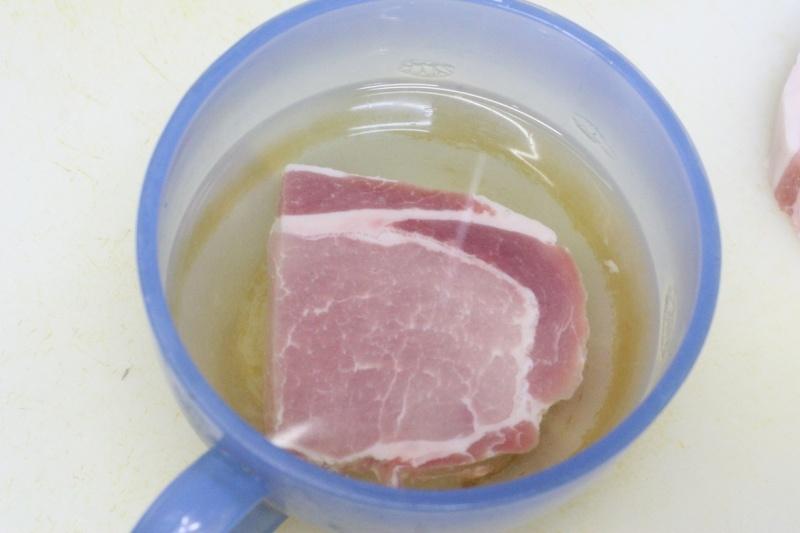 お肉を柔らかくする方法4