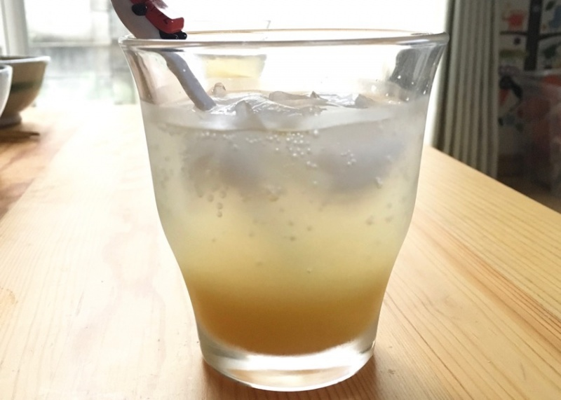 ジンジャーオレンジシロップ11