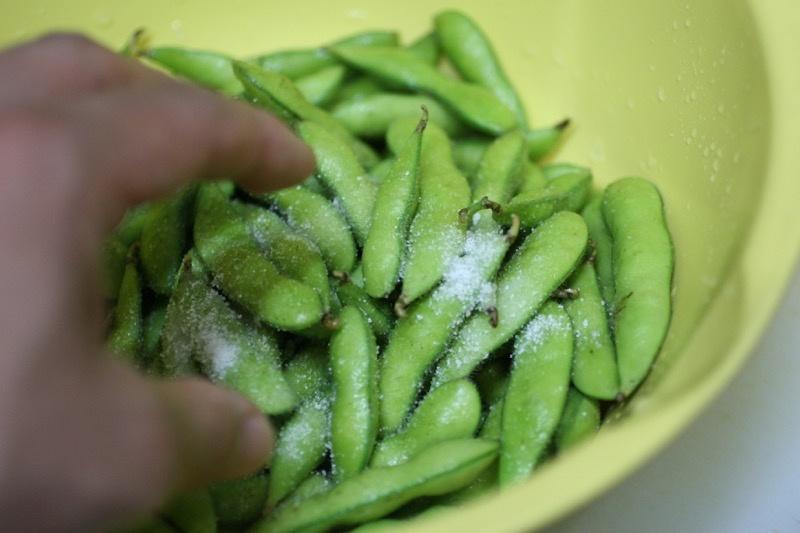枝豆の茹で方5