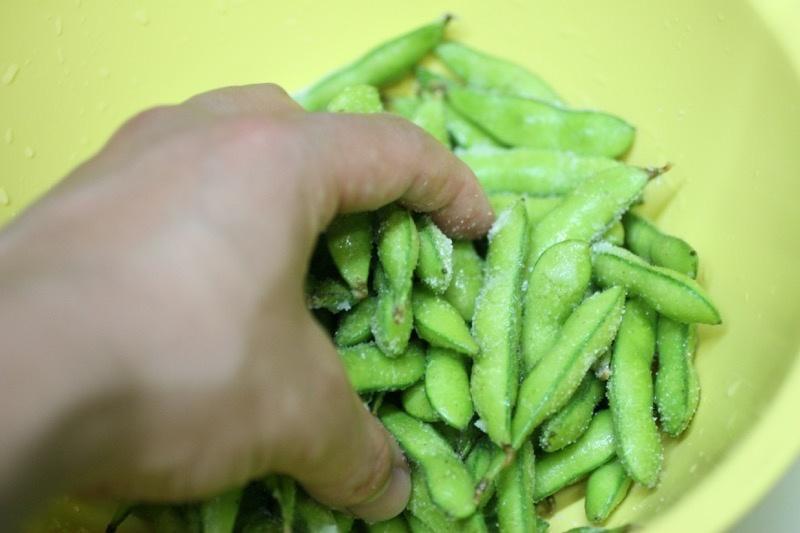 枝豆の茹で方8