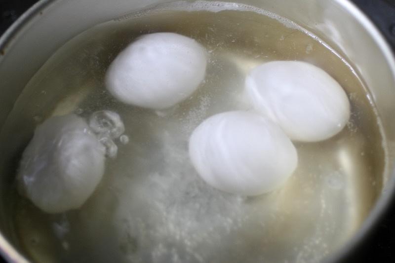 4種のゆでたまごの作り方4