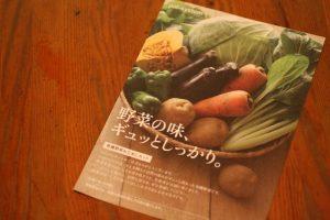 パルシステム・有機野菜おためしセット21