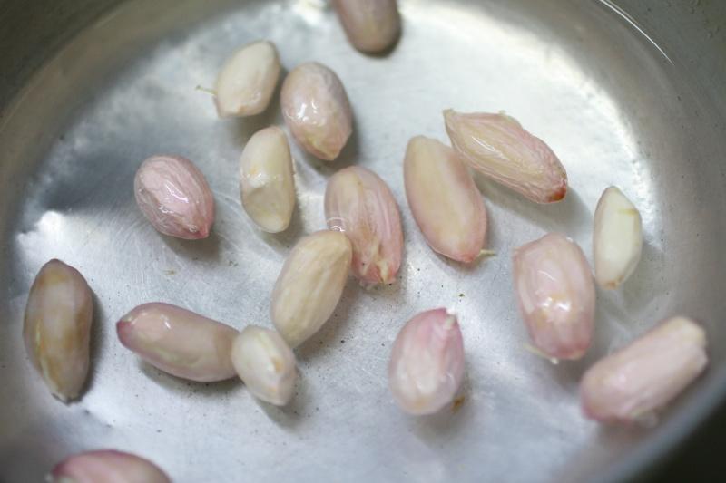 ピーナッツご飯6