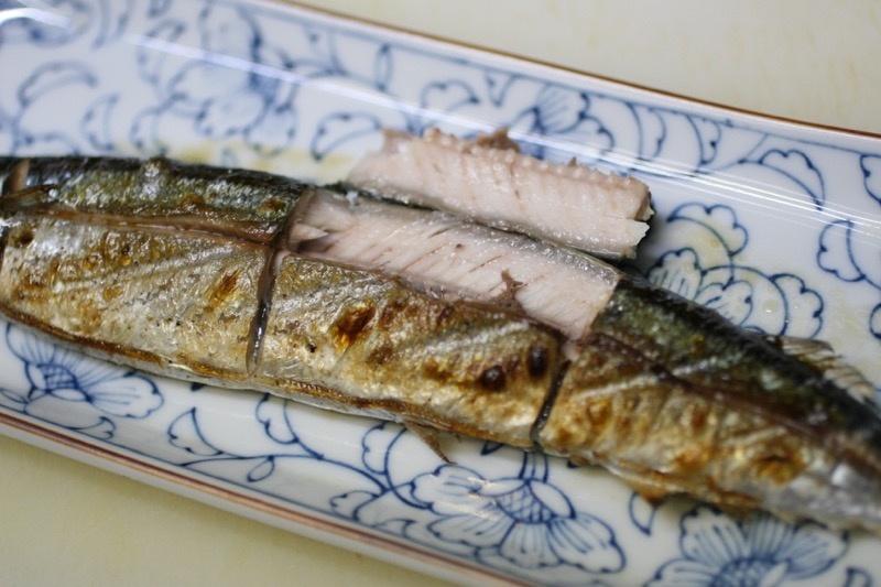 秋刀魚の塩焼き、裏技10