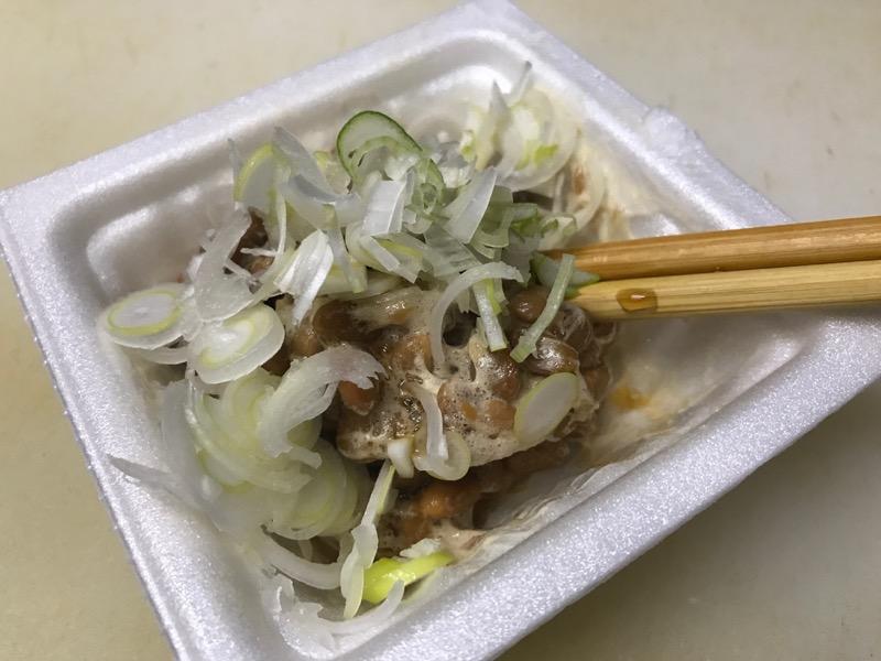 納豆の混ぜ方15