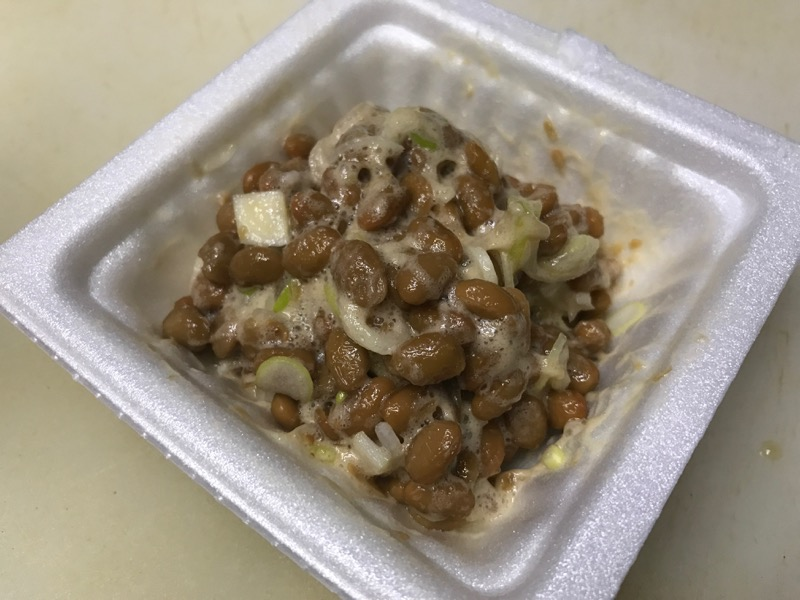 納豆の混ぜ方16