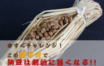 納豆の混ぜ方18
