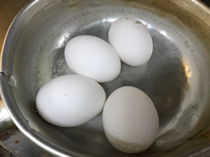 温泉卵の簡単な作り方2