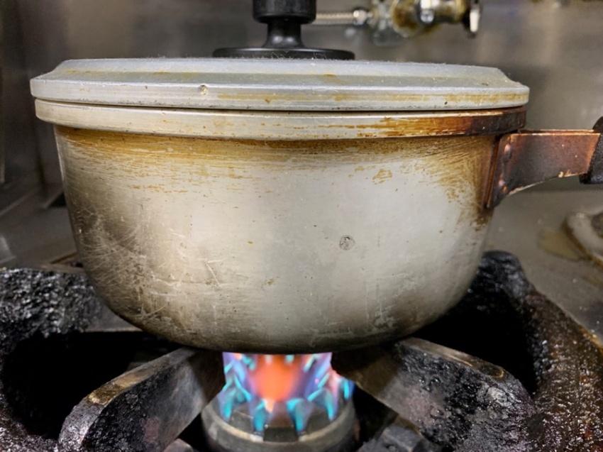 玄米の炊き方11