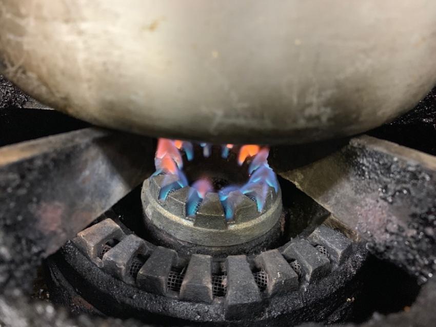 玄米の炊き方13