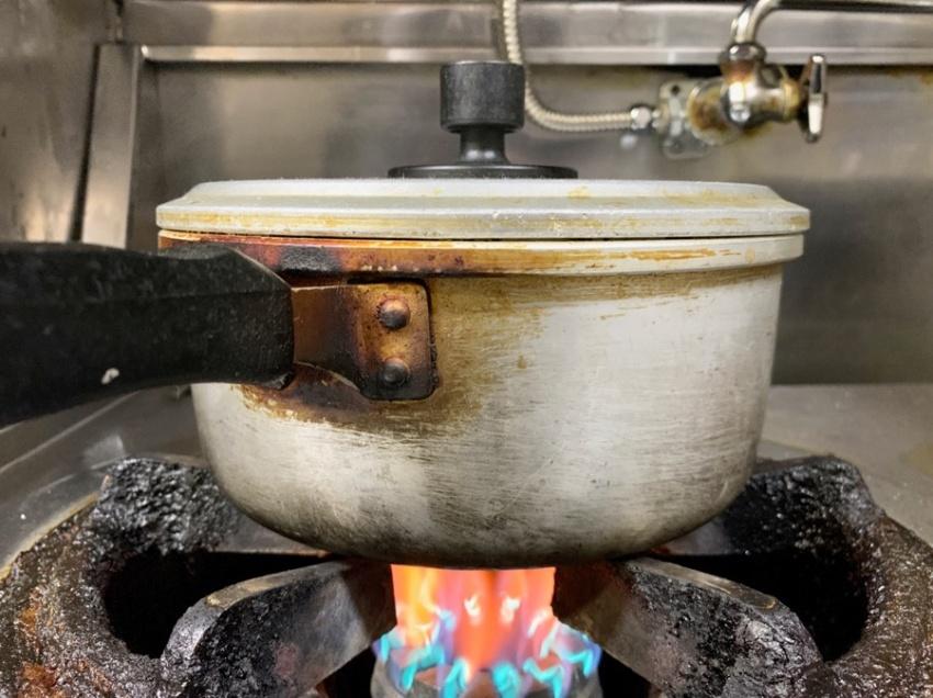 玄米の炊き方15